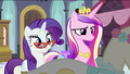 Cadance looking at her dress S2E25.png