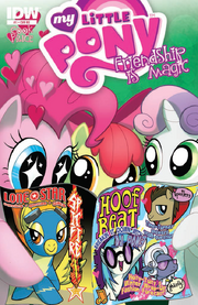 Comic issue 1 Lone Star Comics cover