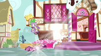 Discord and apple bucket poof away S9E23