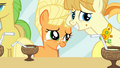 Filly Applejack smiling S1E23.png