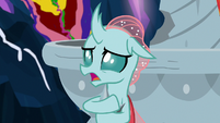 "Ocellus ""my meditation garden is ruined!"" S9E3"