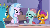 "Ocellus ""why we're studying together"" S8E22"