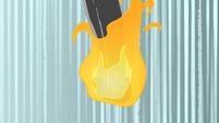 Philomena burst into flames S1E22