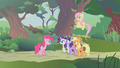 Pinkie Pie lost a brand new pair of cymbals S01E10.png