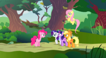Pinkie Pie lost a brand new pair of cymbals S01E10