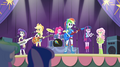 Rainbooms about to play Shake Your Tail EG2.png