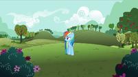 Rainbow Dash 'Thanks Pinkie..' S3E3