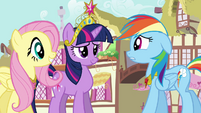 Rainbow Dash -what just happened- S03E13