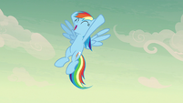 Rainbow Dash excited -was...- S7E18
