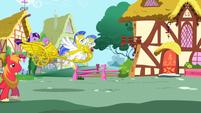 S01E01 Lądowanie w Ponyville