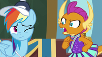 Smolder angry -I do, too!- S9E15