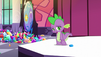 Spike -I used my friend's position- S5E10