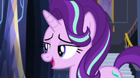 "Starlight Glimmer to Fluttershy ""great"" S6E21"