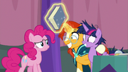 Sunburst and Twilight teaming up S9E16