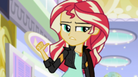 Sunset Shimmer -it does back in Equestria- EGS3
