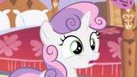 Sweetie -But is there time-- S4E19