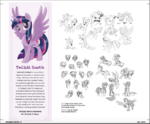 The Art of MLP The Movie page 12 - Twilight Sparkle concept art
