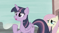 "Twilight ""I'll really be happier?"" S5E2"