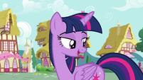 Twilight -I feel totally relaxed- S5E3