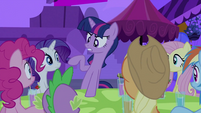 Twilight -caught up in your wedding planning- S2E25