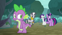 Twilight -what are you talking about-- S8E11