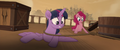 Applejack's lasso catches Twilight and Pinkie MLPTM.png