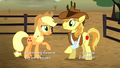 Applejack talking with Braeburn S5E6.png