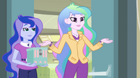 Celestia and Luna -Fall Formal is back on- EG