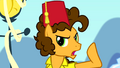 Cheese Sandwich wearing a fez S4E12.png