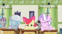 Diamond Tiara Silver Spoon giggling S02E12