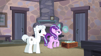Double -why do we care about this old cutie mark-- S5E02