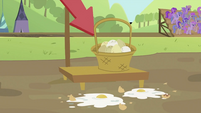 Eggs shattered S2E05