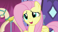Fluttershy --We know how important it is to you-- S5E22
