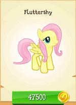 Fluttershy MLP Gameloft