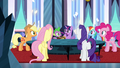 Fluttershy Wings on Flank S3E1.png