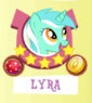 Lyrabtn