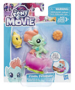 MLP The Movie Baby Hippogriff Flash Feather packaging
