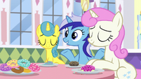 Minuette -She lives in Ponyville, too- S5E12