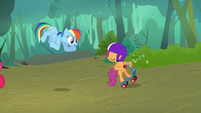 Rainbow Dash 'Doesn't matter to me' S3E06