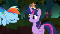 Rainbow Dash 'I'm pretty sure we'll know it when we see it' S4E02