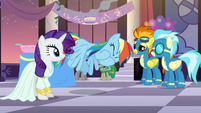 Rainbow excited S5E15
