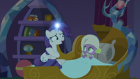 "Rarity ""I just couldn't wait to share"" S9E19"