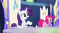 "Rarity ""we simply had a nice time"" S5E22"