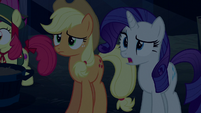 Rarity --what are you saying--- S6E15