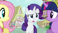 Rarity puzzled S03E13
