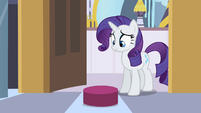 Rarity woah luggage S2E9