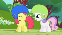 Sweetie Belle 'that was such a sweet story' S1E23