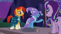"Trixie ""a whole slew of new tricks"" S7E24"