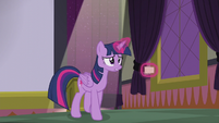 "Twilight ""like to be able to get through the whole speech"" S5E25"