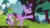 Twilight asking for more details S5E22